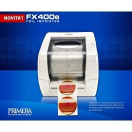 FX400e Primera Sistema di Stampa Oro e Argento per Etichette