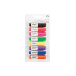Sketch Pen Start Pack per Silhouette Cameo