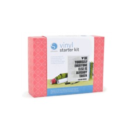 Vinyl Starter kit per Silhouette Cameo