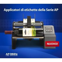AP362e Applicatore semiautomatico di Etichette
