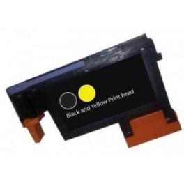 Testina Nero+Giallo per stampante VP495