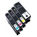 Set completo Cartuccia Nero+Colori per Primera LX900e